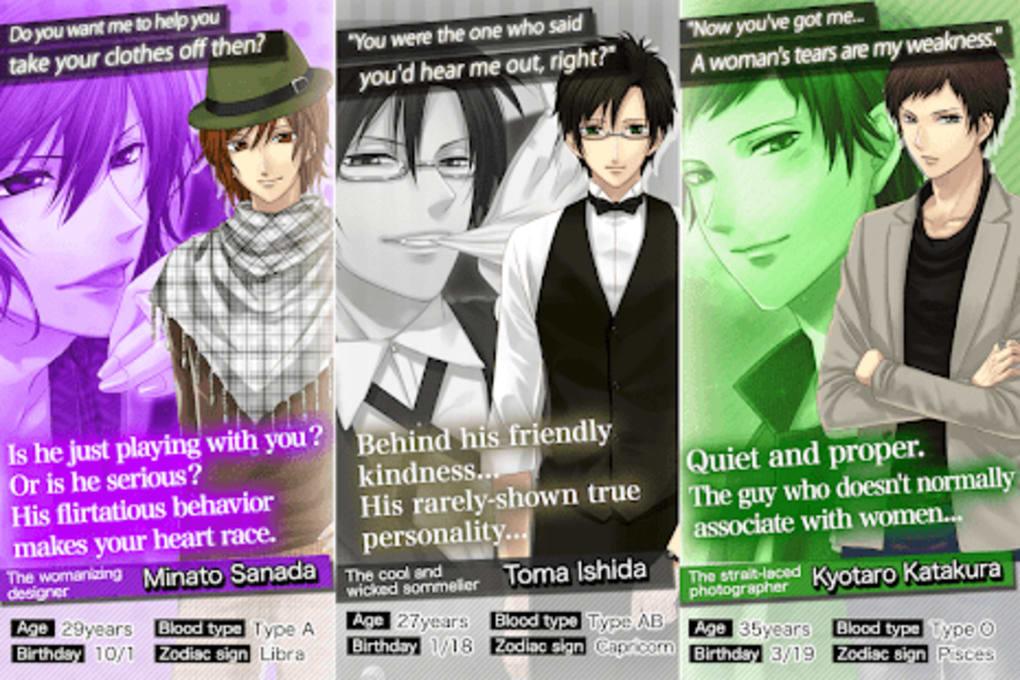 Am besten kostenlos Anime Dating sims