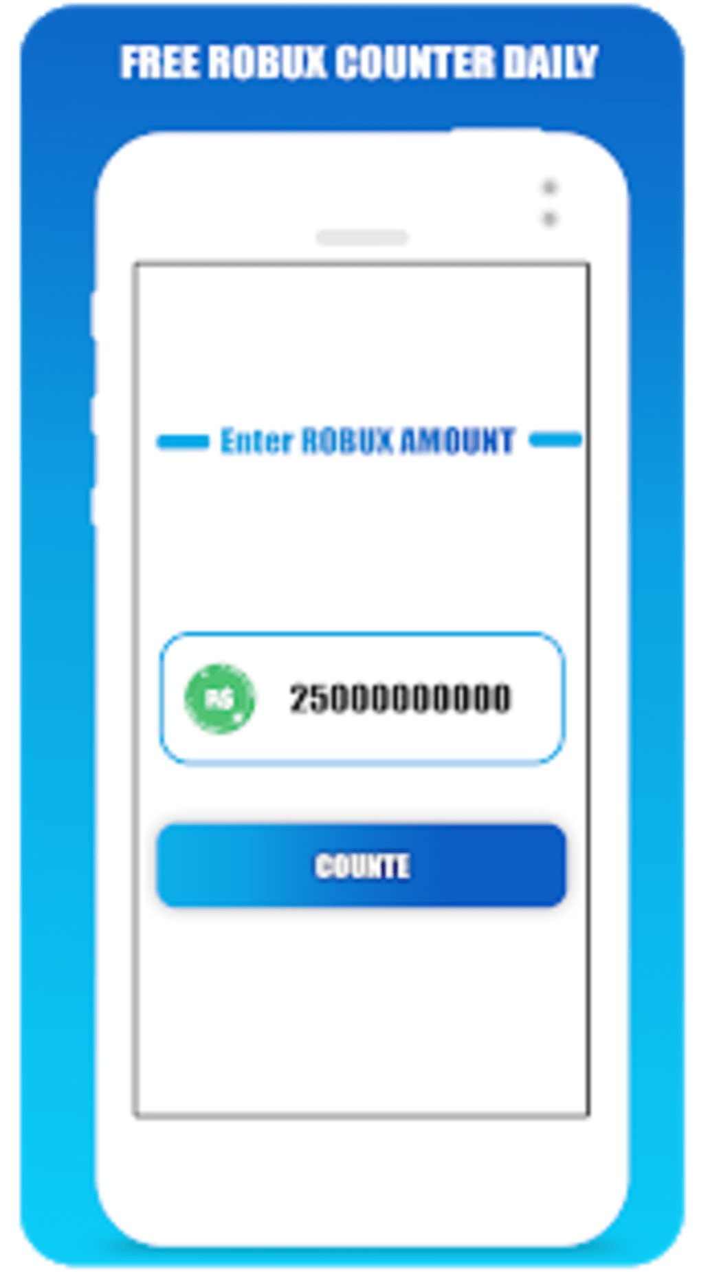 Free Robux Counter For Roblox Apk For Android Download