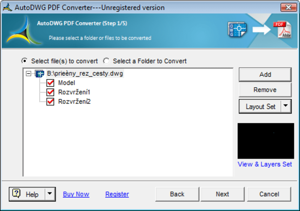 Auto Dwg To Pdf Converter Descargar