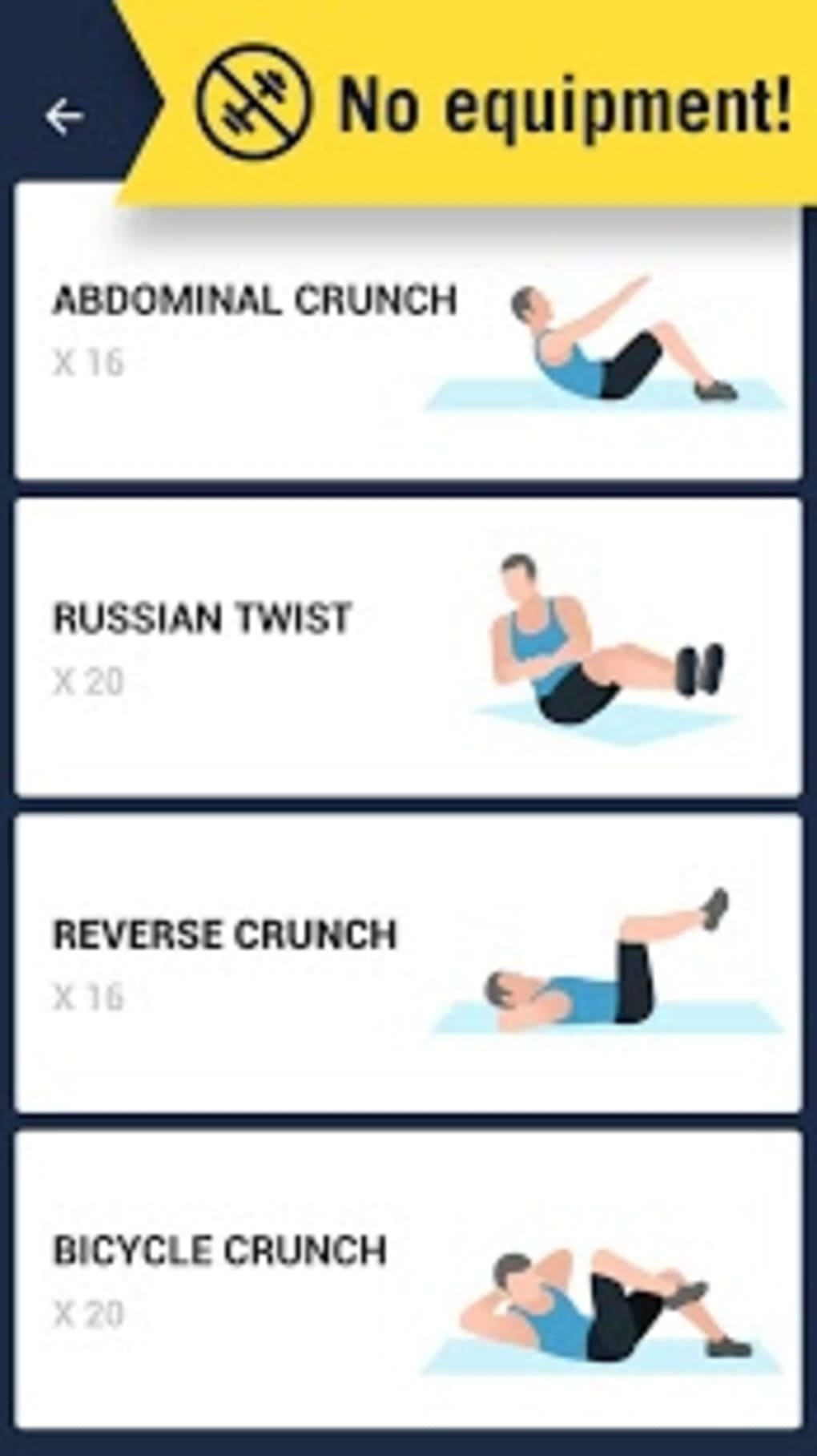 6 Pack Abs In 30 Days Workout
