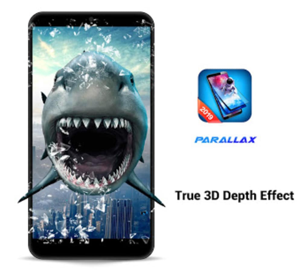 3D Parallax Live Wallpaper HD Animated Background APK For