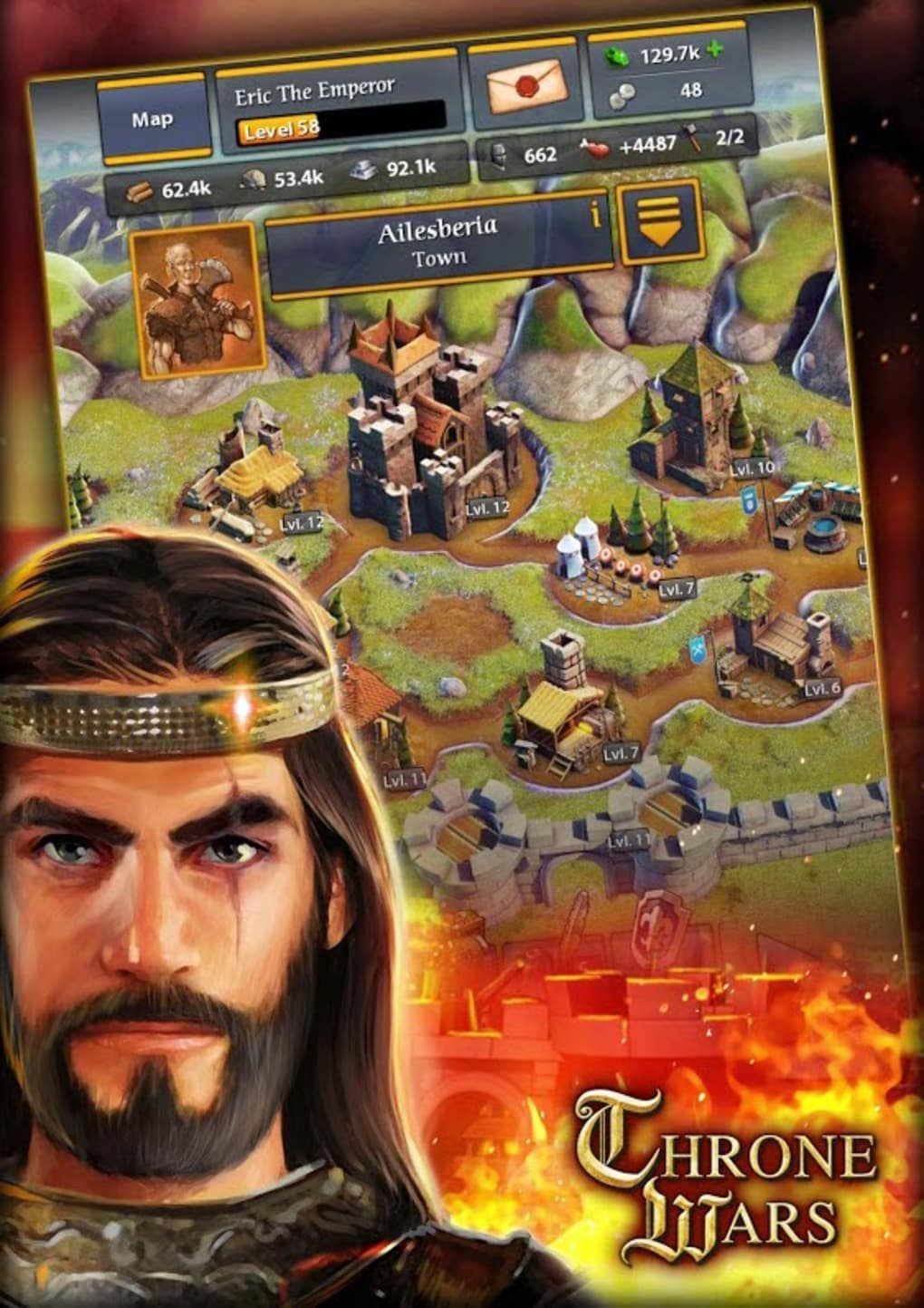 Throne Wars for Android - Download