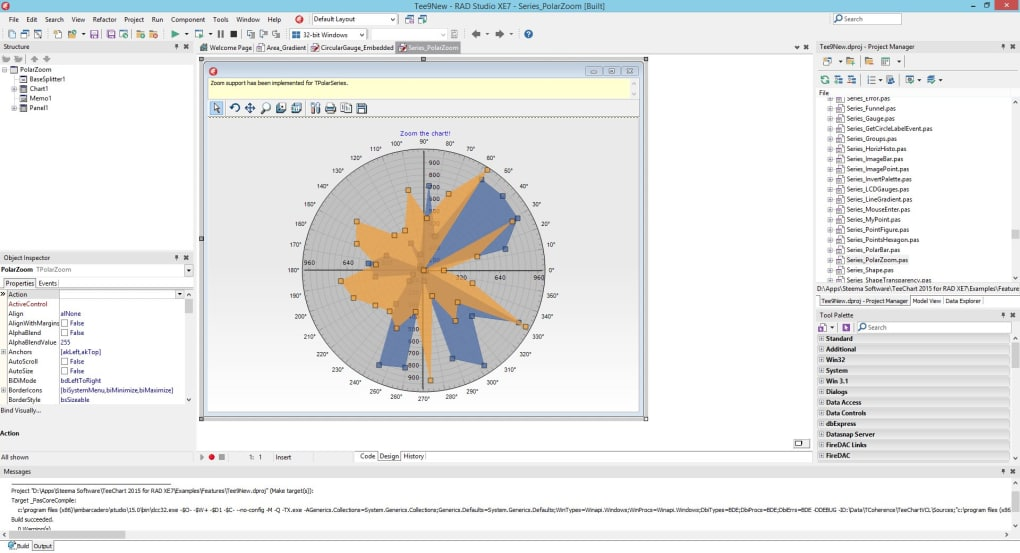 TeeChart Pro VCL/FMX - Download