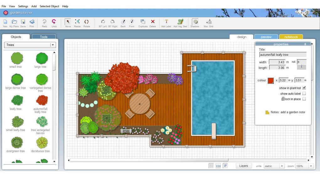 Garden Planner 3 - Download