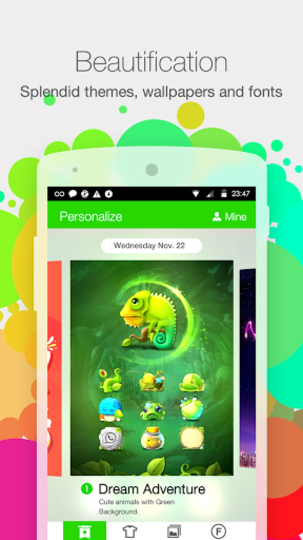 download hola launcher for android
