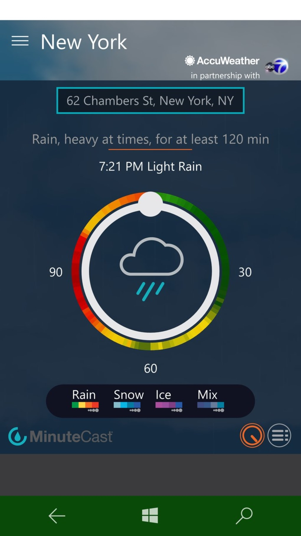 AccuWeather - Weather for Life - Download