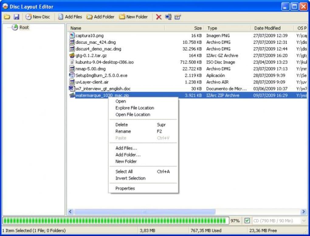 imgburn 2.5.7.0 en francais