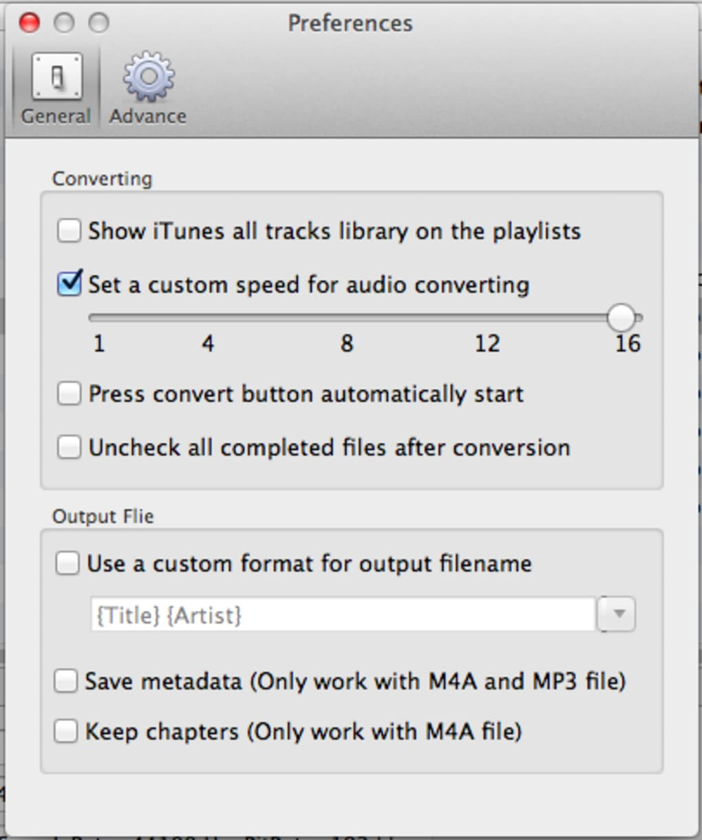 M4a Mp3 Converter For Mac Free
