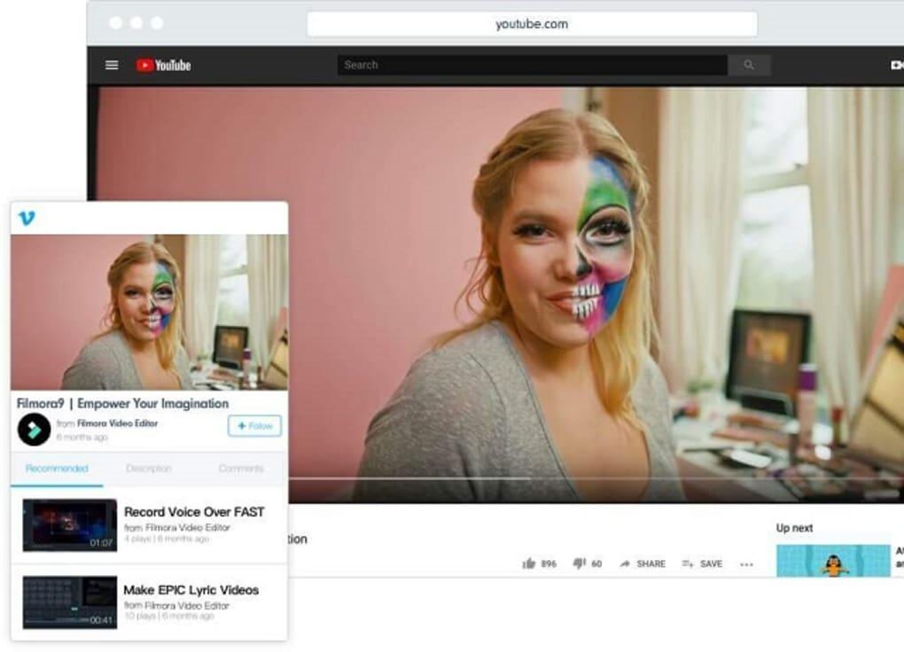 filmora video editor free download softonic