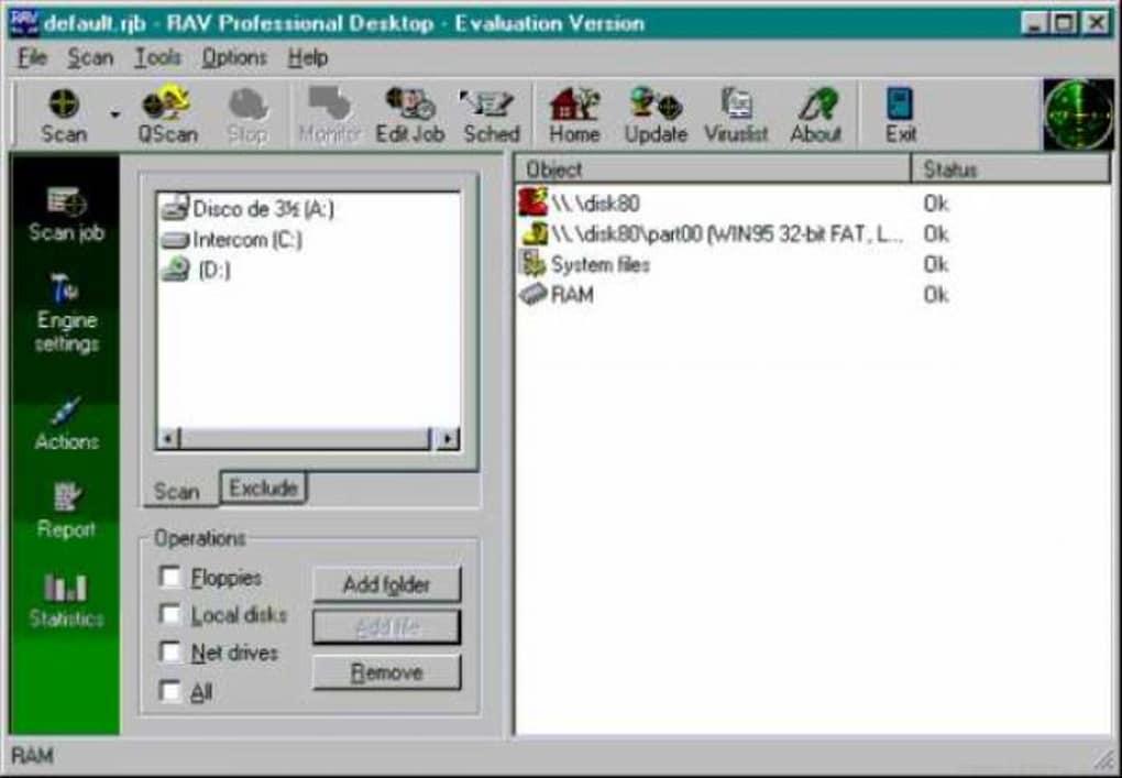 rav antivirus gratuit 2013