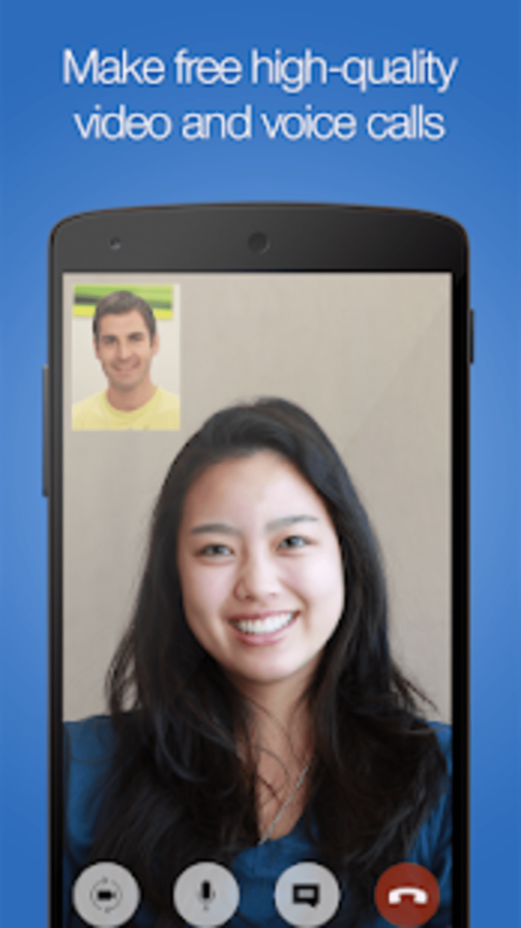 imo free HD video calls and chat for Android - Download