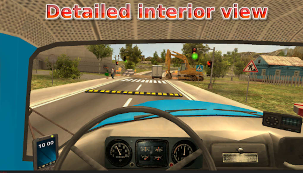 Russian Car Driver ZIL 130 for Android - Download