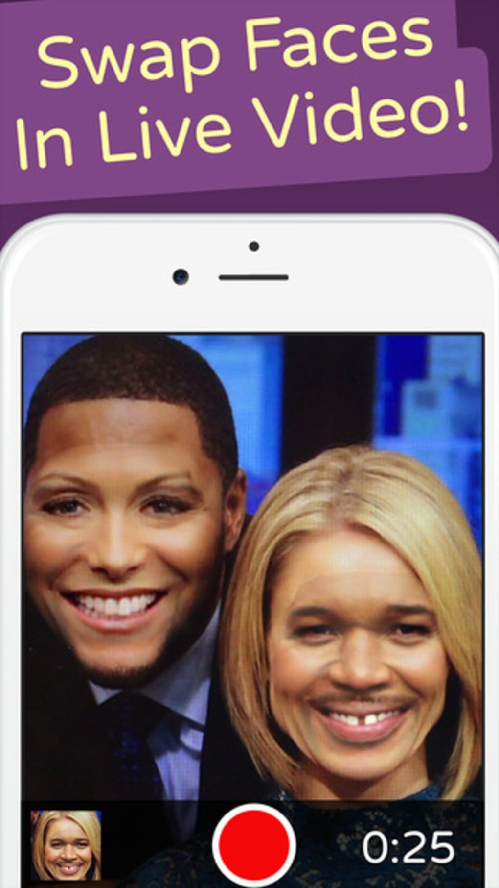 face swap gratis para iphone