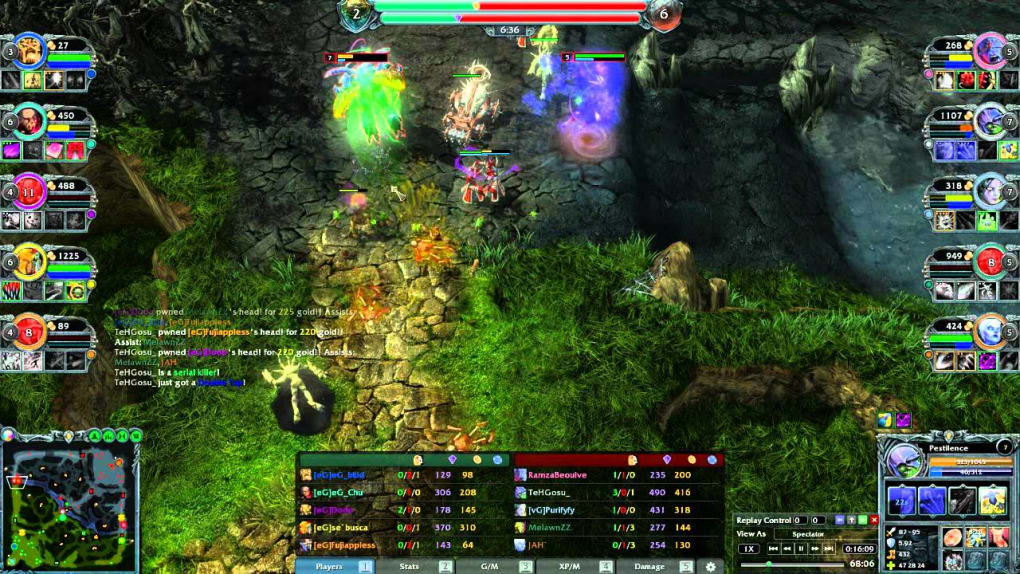 Free download Heroes Of Newerth - Free Games Download