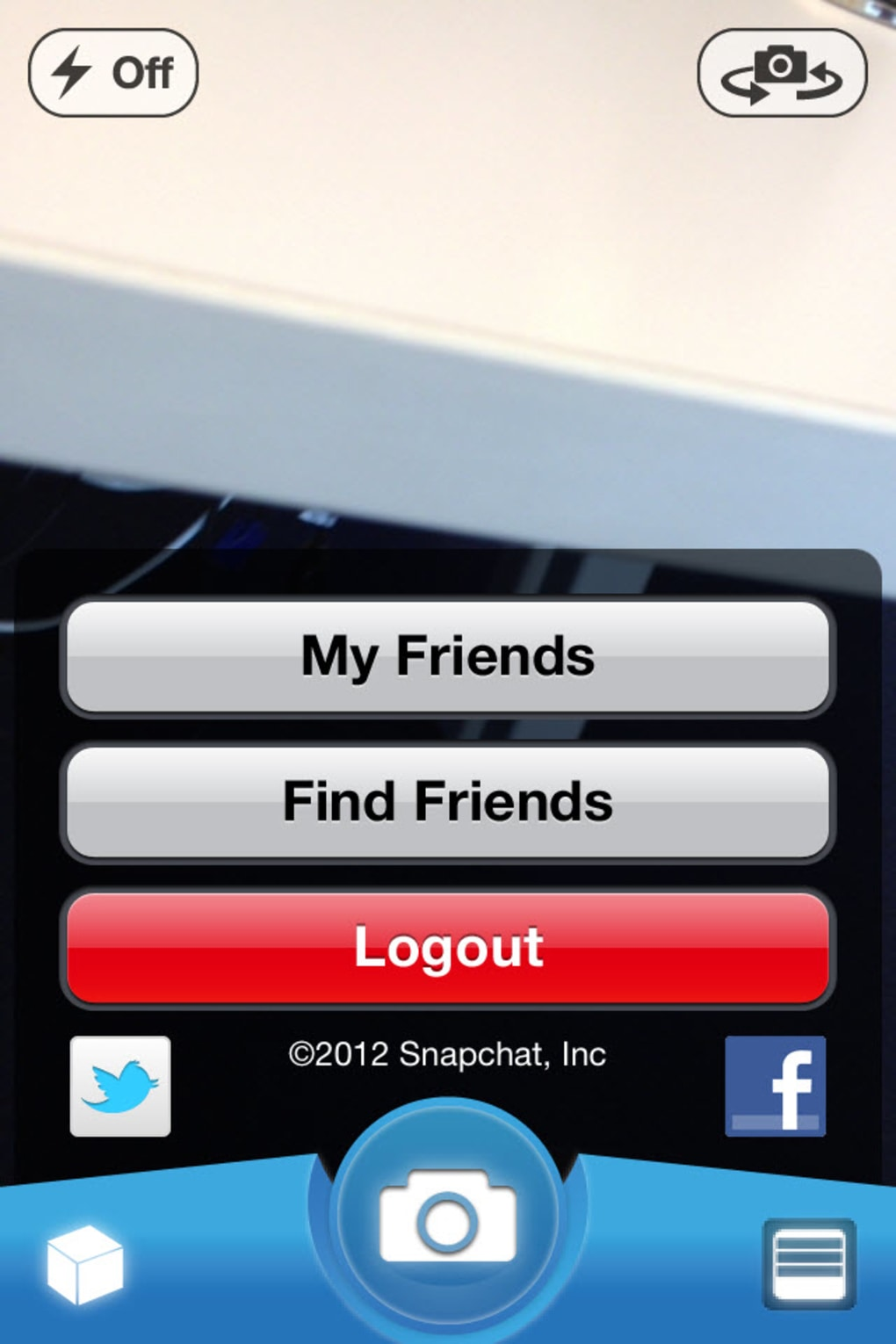 Snapchat for iPhone - Download