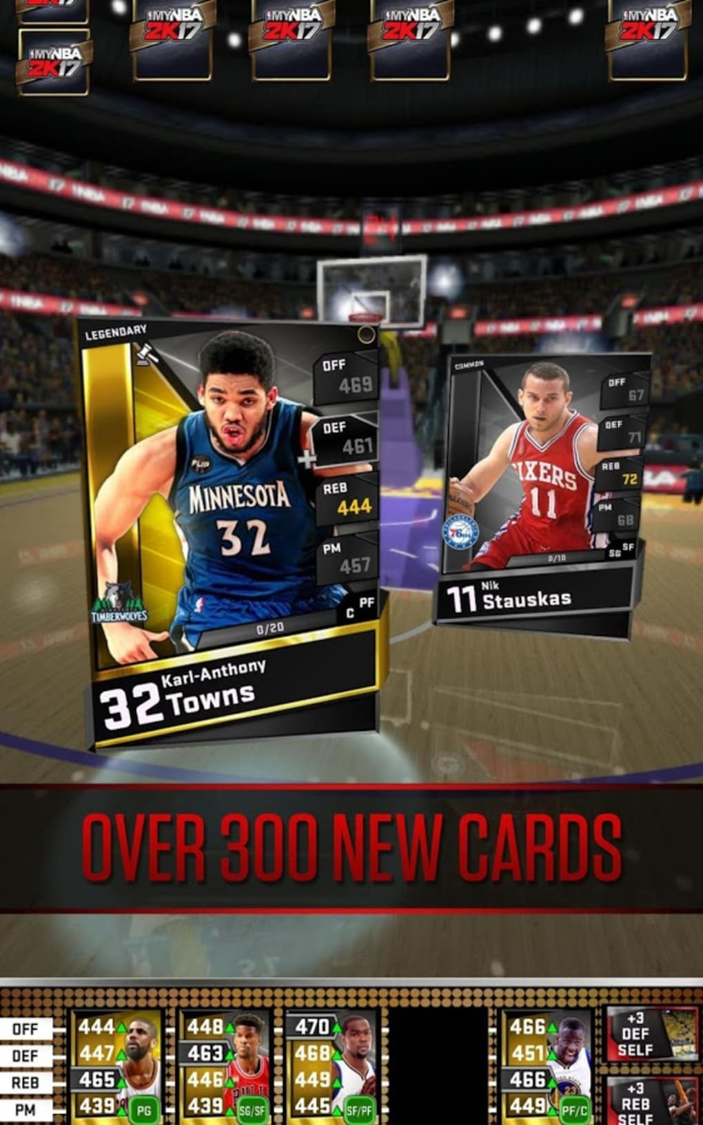 My NBA 2K17 for Android - Download
