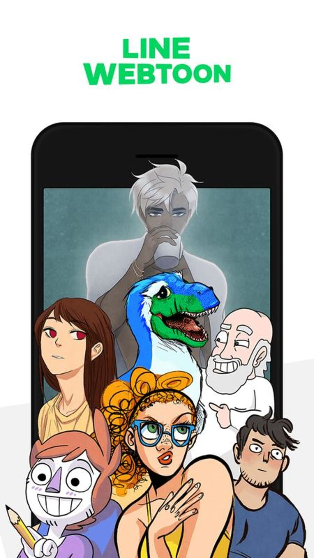LINE Webtoon for Android - Download