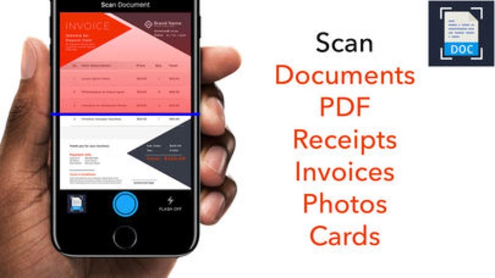 Scannable - Genius Scan PDF