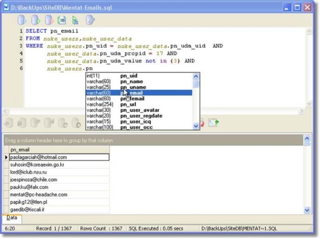 Mysql enterprise download