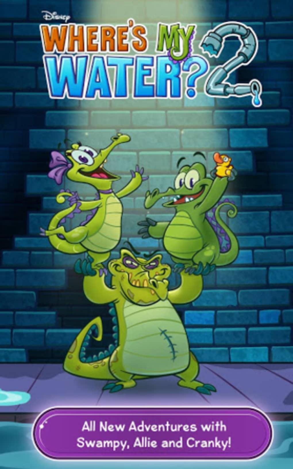 mais ou est swampy 2