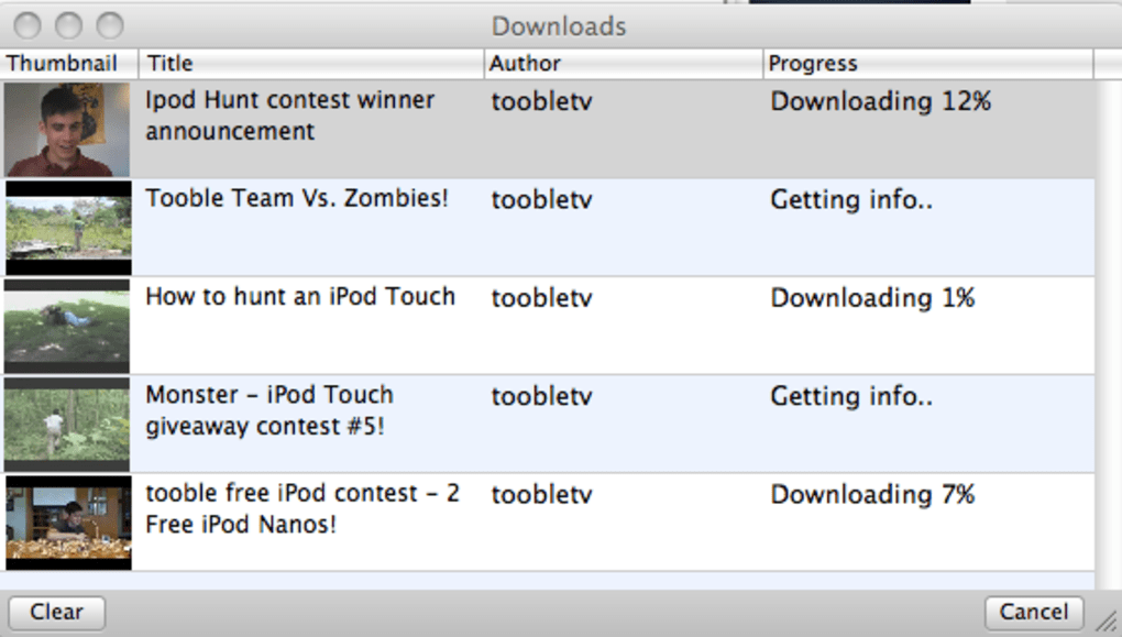 Tooble for Mac - Download