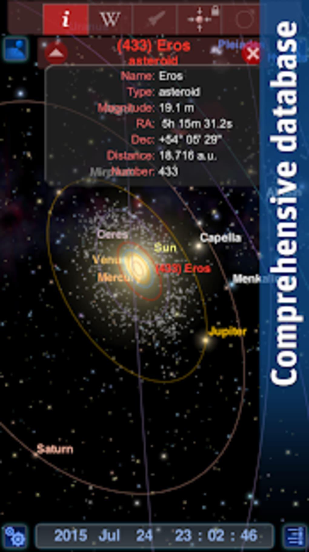 Redshift Astronomie Software Bildung, Sprachen & Wissen mac