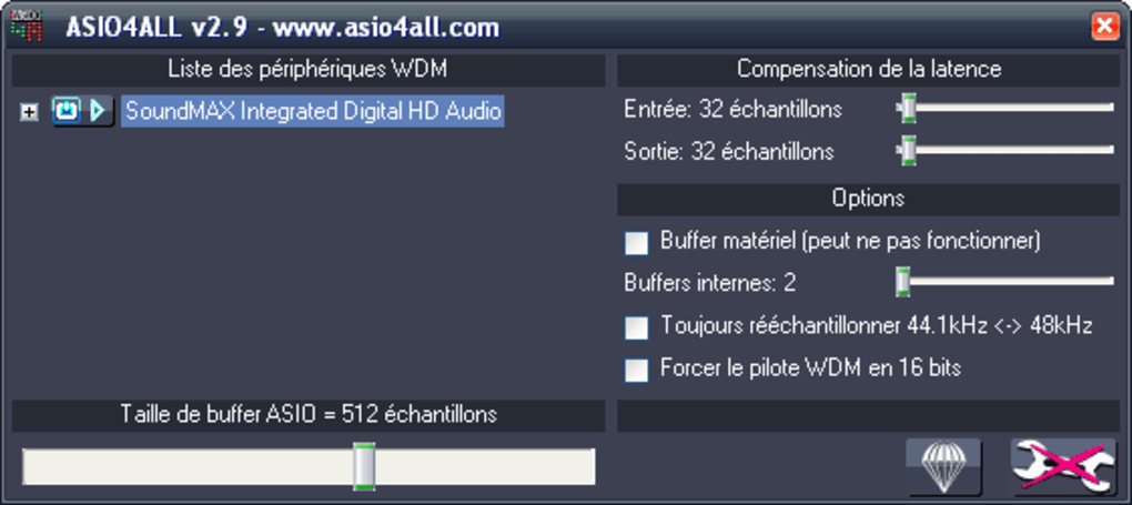 asio4all gratuit