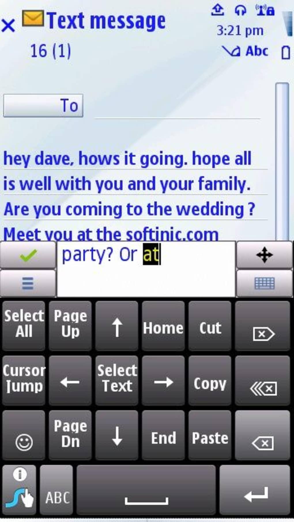 swype symbian