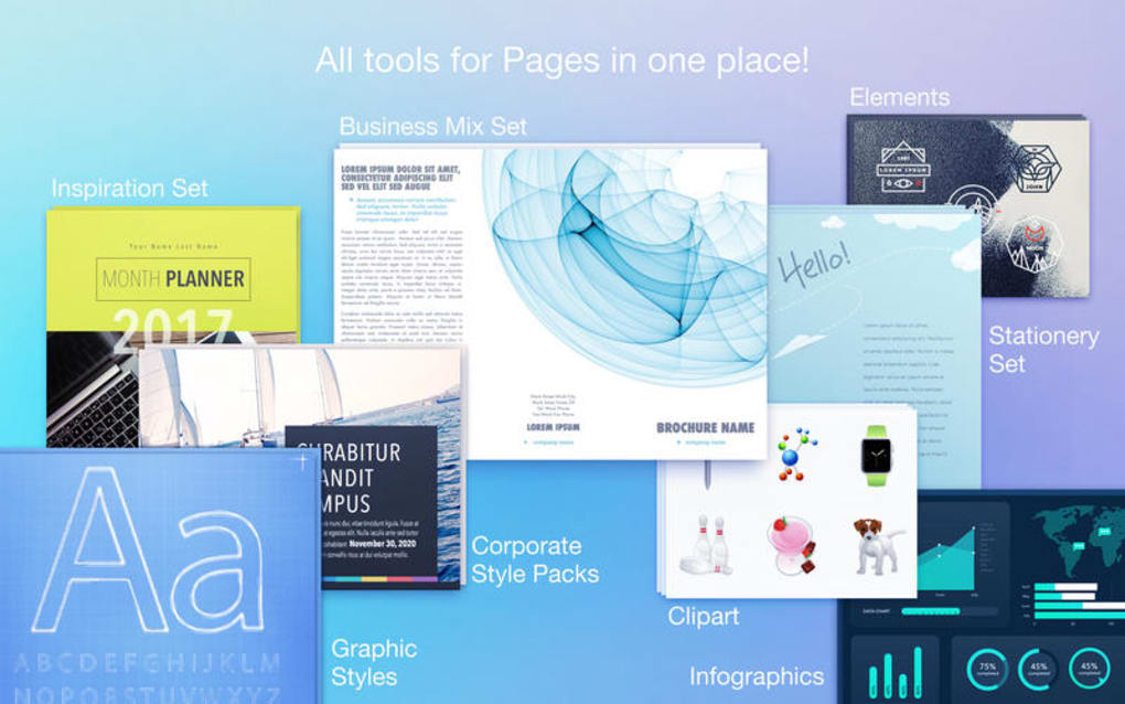 Toolbox For Pages For Mac Download