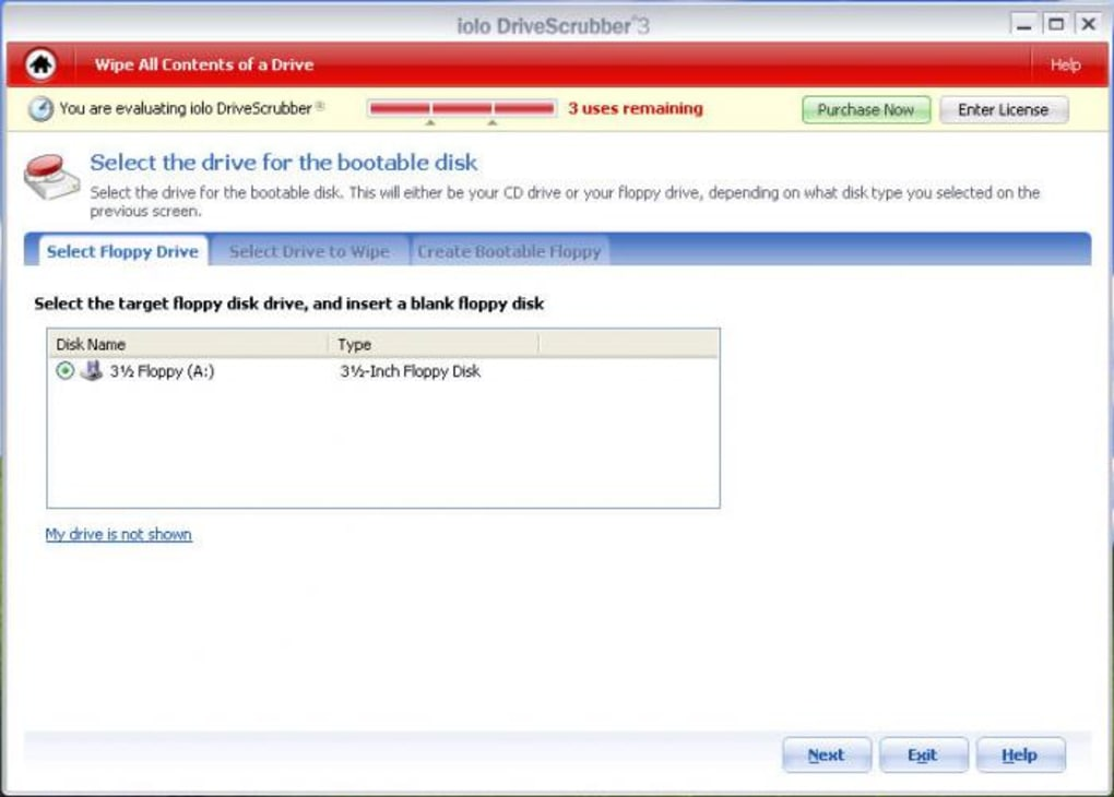 DriveScrubber - Download