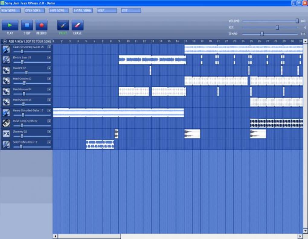 sony super duper music looper xpress 2.0