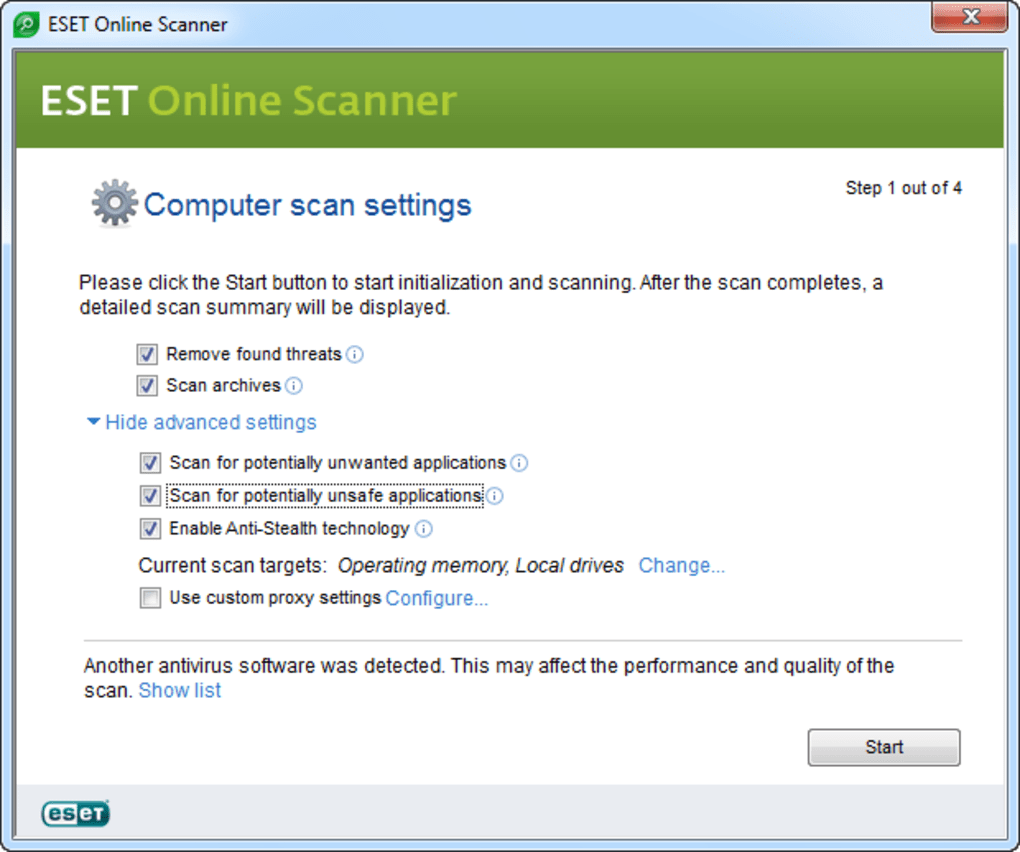 Scan and remove malware for free with the ESET Online Scanner. Our online virus scanner checks for any type of virus and helps you remove it. Try it today Our online virus scanner checks for any type of virus and helps you remove it.