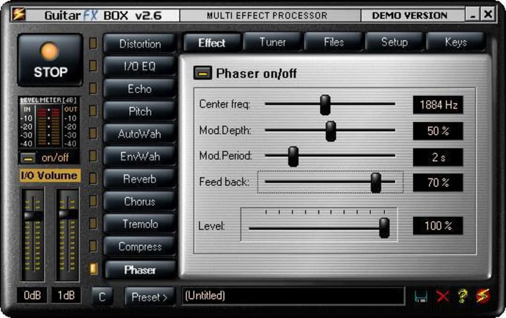 guitar effects software free download full version