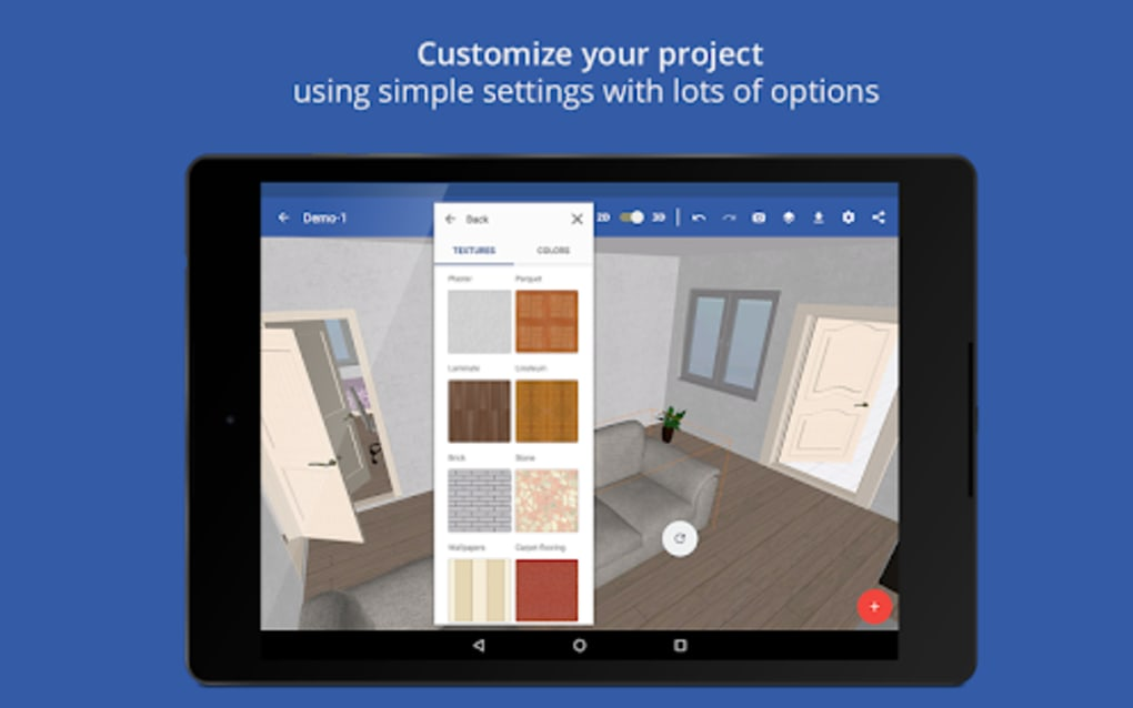 Home planner for ikea per android download for Ikea home planner italiano
