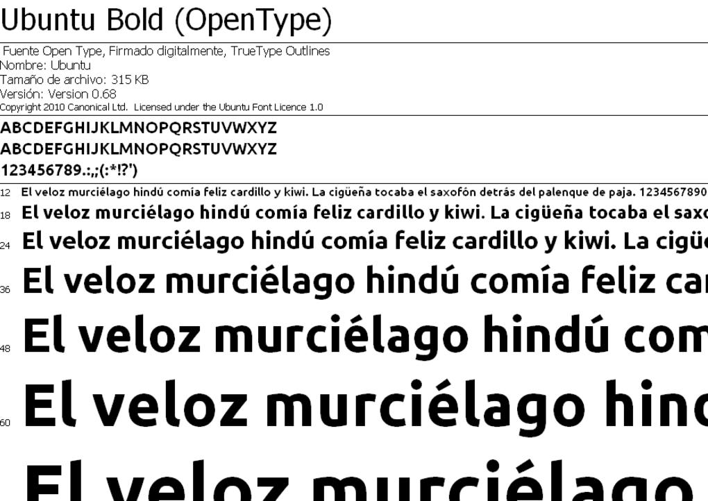 Ubuntu Font Family - Download