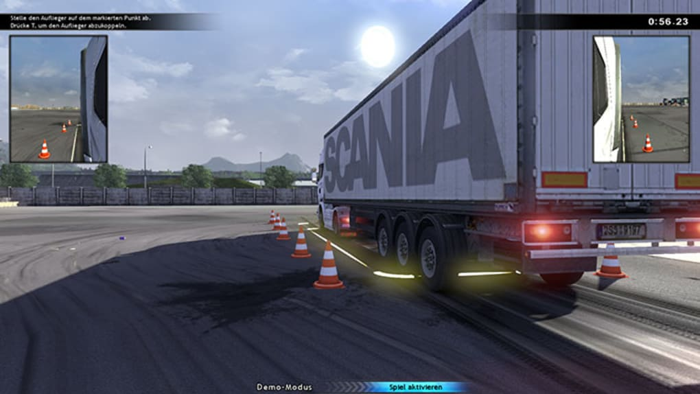 scania truck driving simulator pc game download