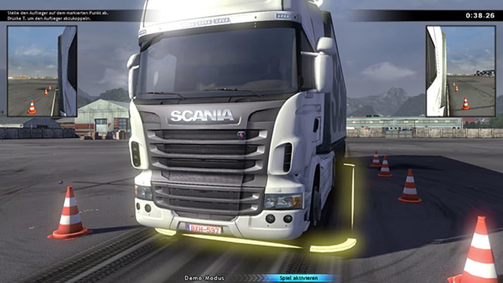 Scania Truck Driving Simulator - Download