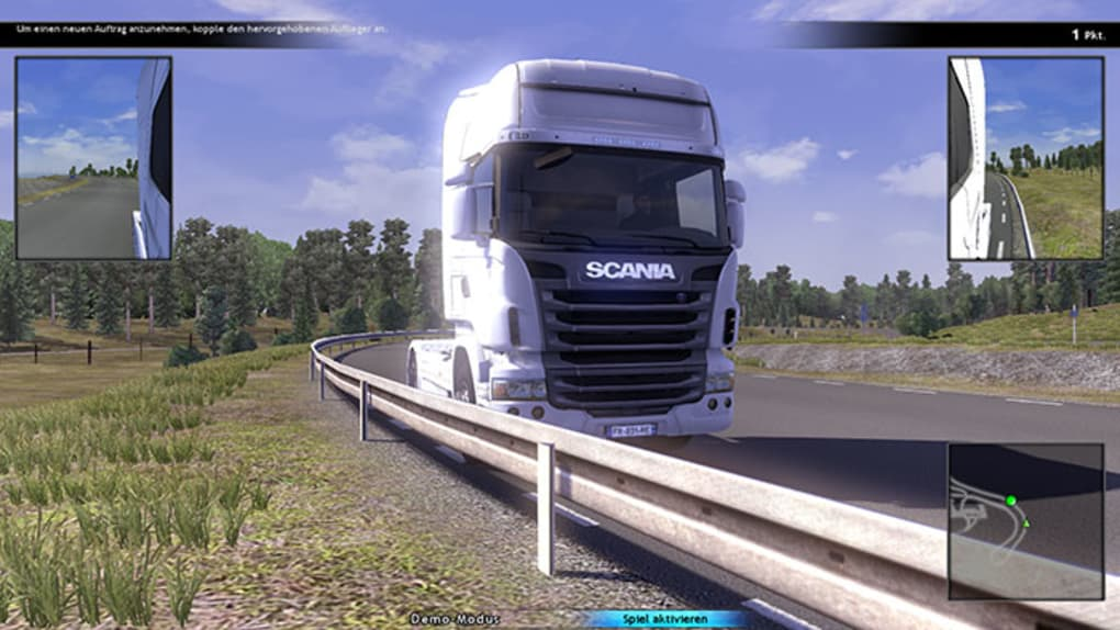 scania truck driving simulator vollversion