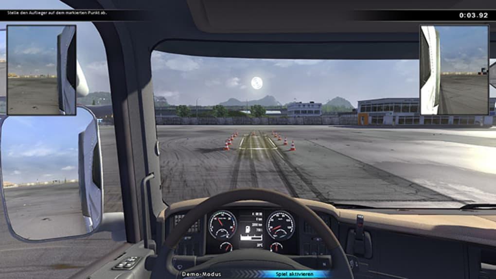 scania truck driving simulator vollversion