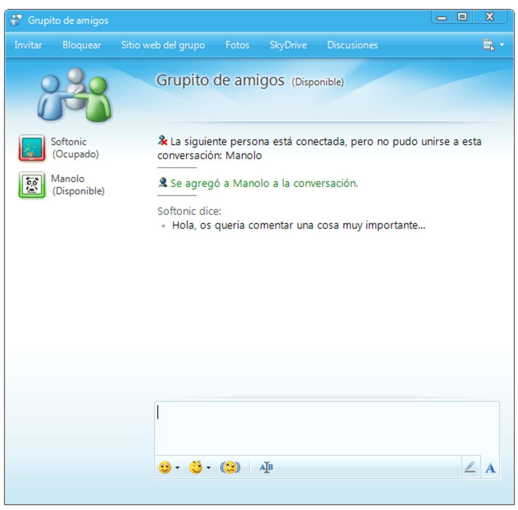 Windows Live Messenger 2009
