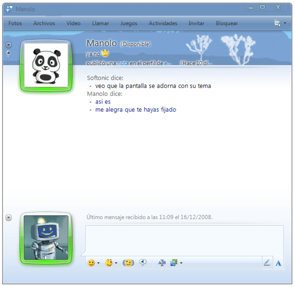 windows live messenger 2020 descargar