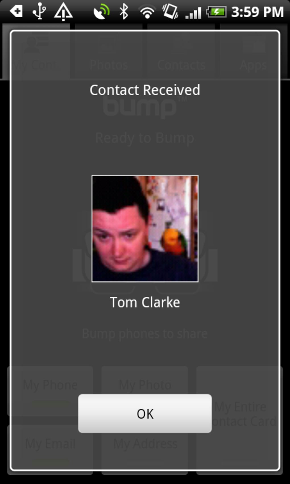 bump app download for android