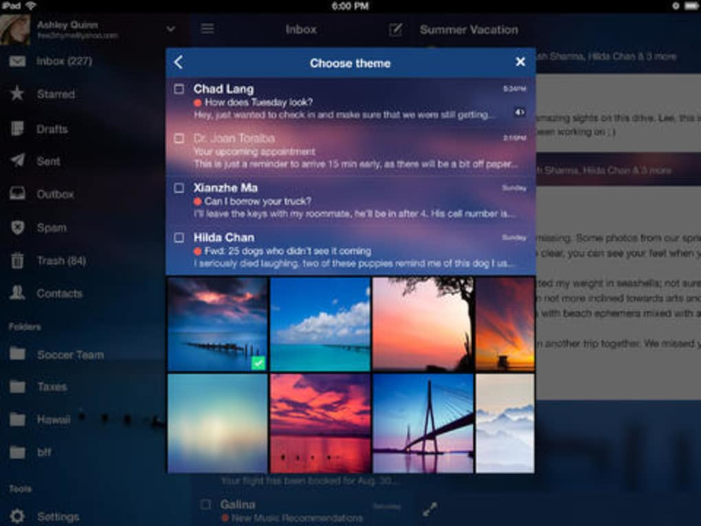 Yahoo Mail for iPhone - Download