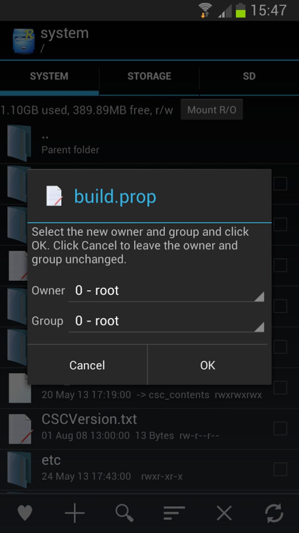 how to download root explorer