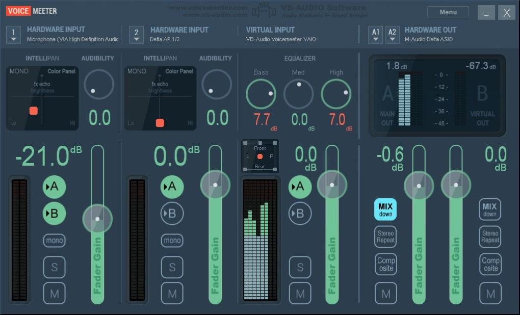 Kristal audio engine.