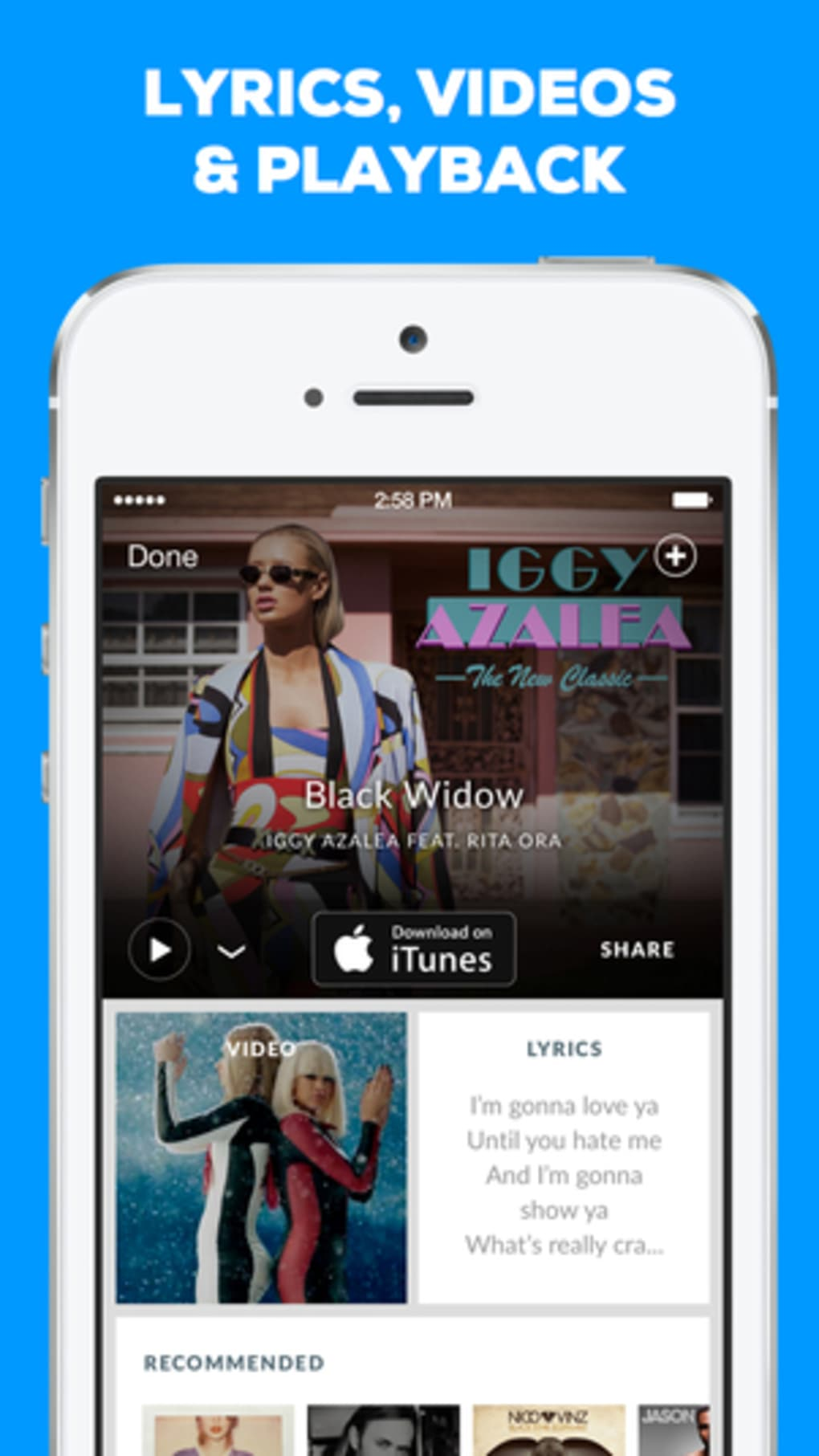 Shazam for iPhone - Download