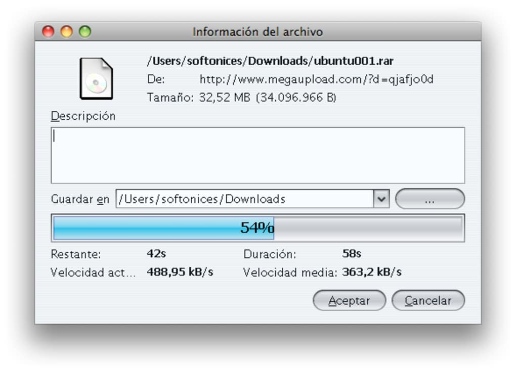 rapidshare download free for mac