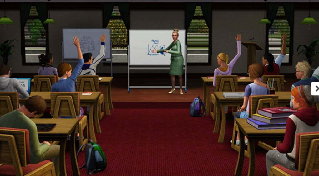 The Sims 3: University Life - Download