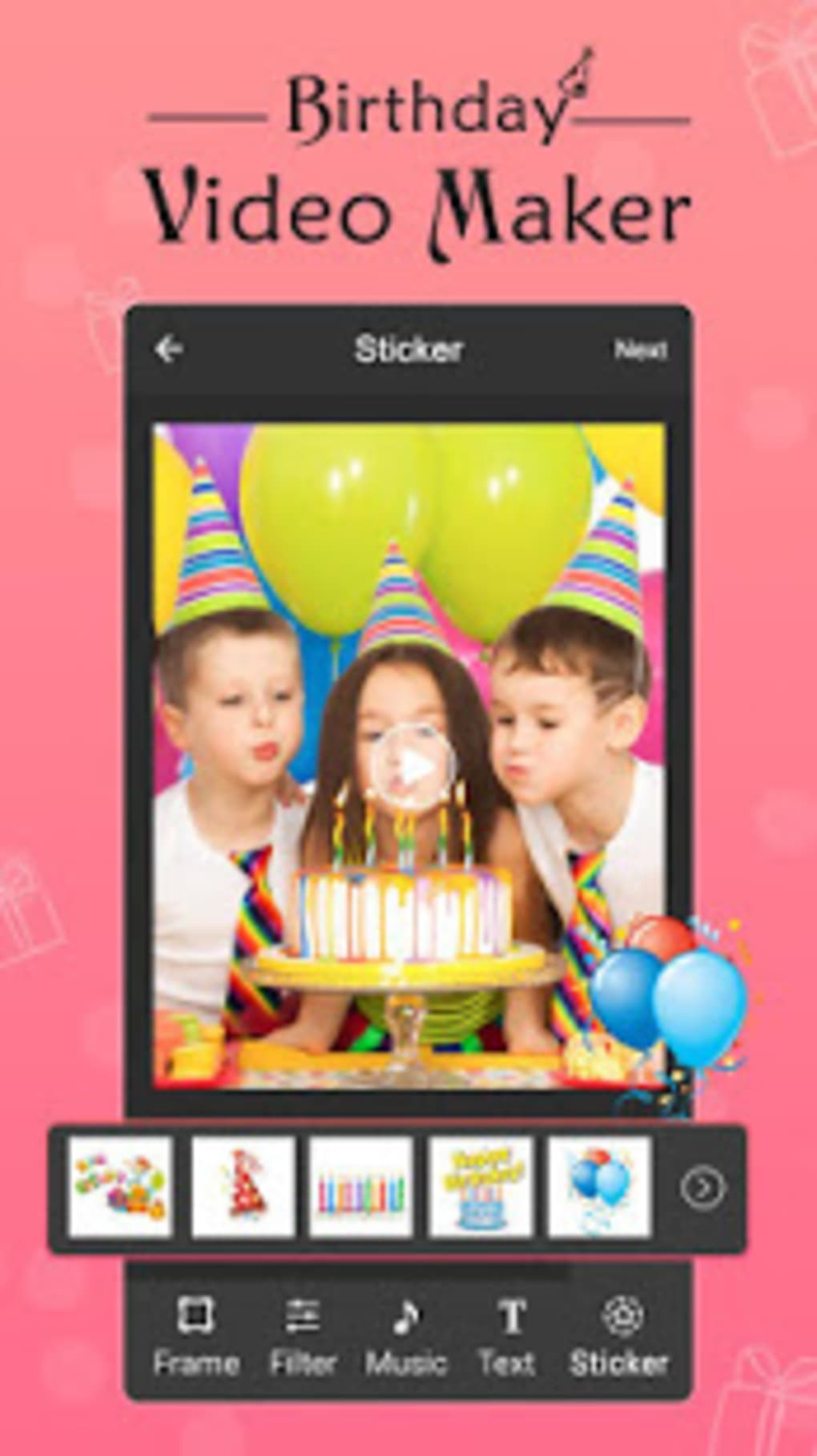 Birthday Music Video Download