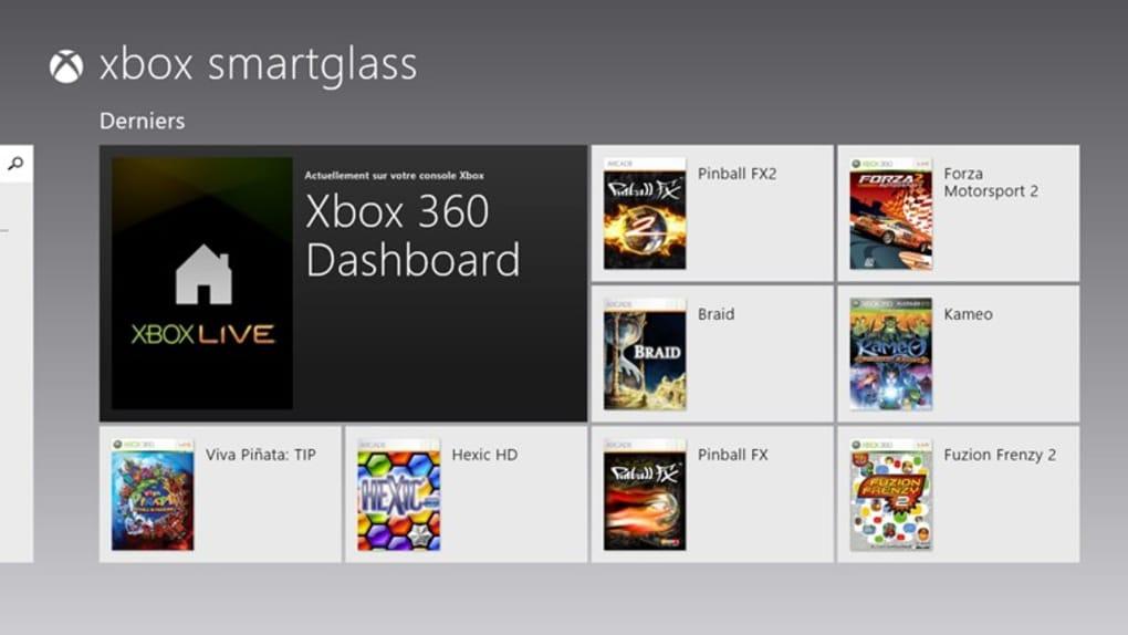 Télécharger Xbox 360 SmartGlass 1.7 gratuitement pour Android